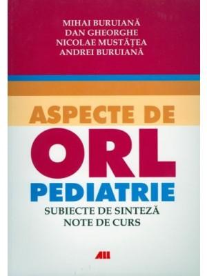 Aspecte ORL de pediatrie