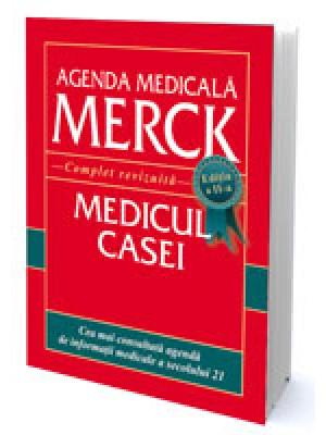 Agenda medicală Merck. Medicul casei
