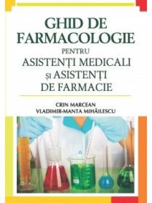 Ghid de farmacologie pentru asistenți medicali și asistenți de farmacie