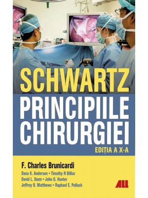 Schwartz - Principiile chirurgiei