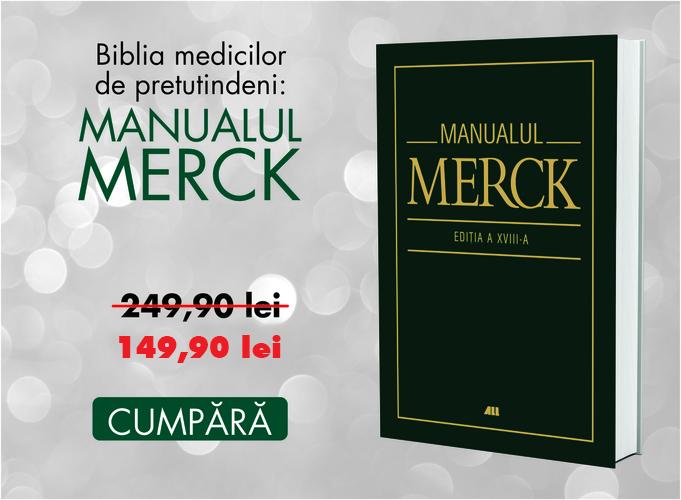 Manualul Merck Editia a XVIII-a