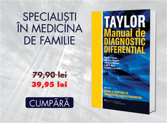 Taylor - manual de diagnostic diferential