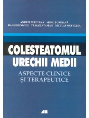 Colesteatomul urechii medii