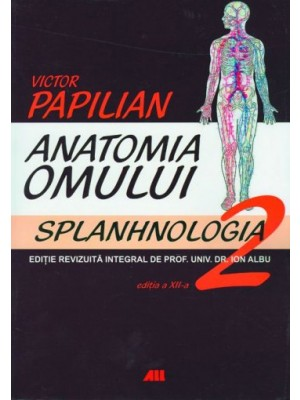 Atlas Anatomia omului, Vol II  Splanhnologia
