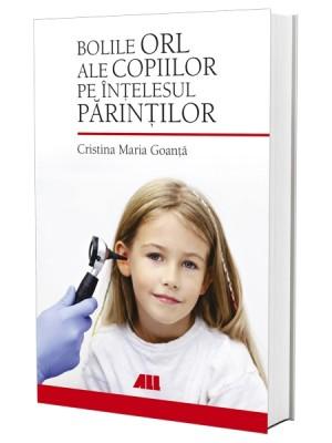 Bolile ORL ale copiilor pe înțelesul părinților