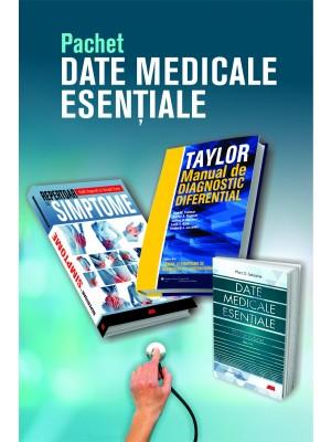 Pachet Date medicale esențiale